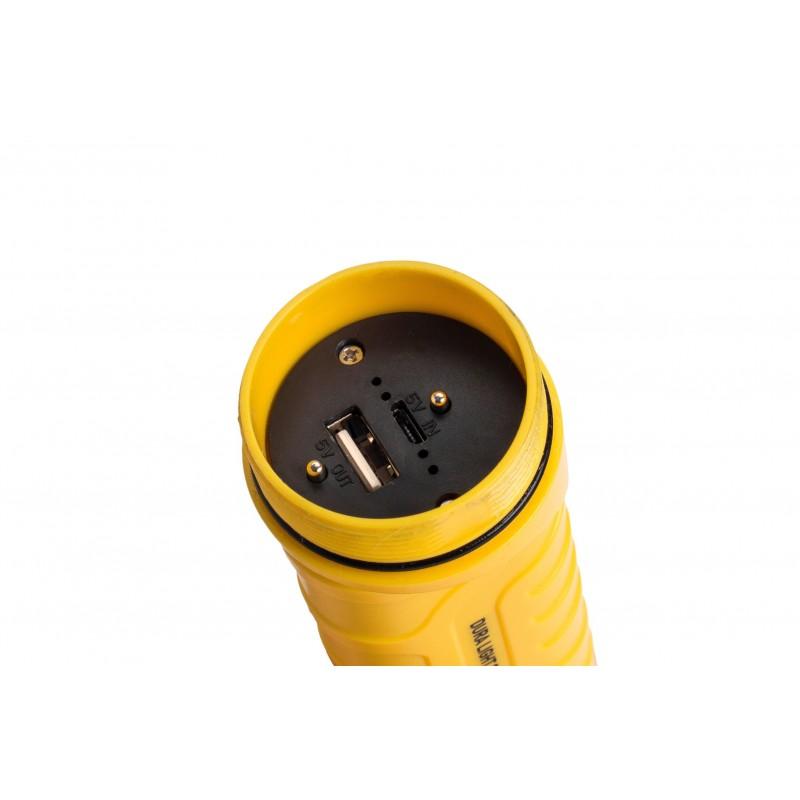 Mactronic USB įkraunamas 700lm žibintuvėlis Dura Light 2.3