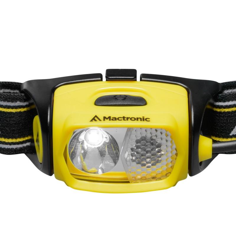 Mactronic įkraunamas 300lm galvos arba šalmo žibintuvėlis Ultimo