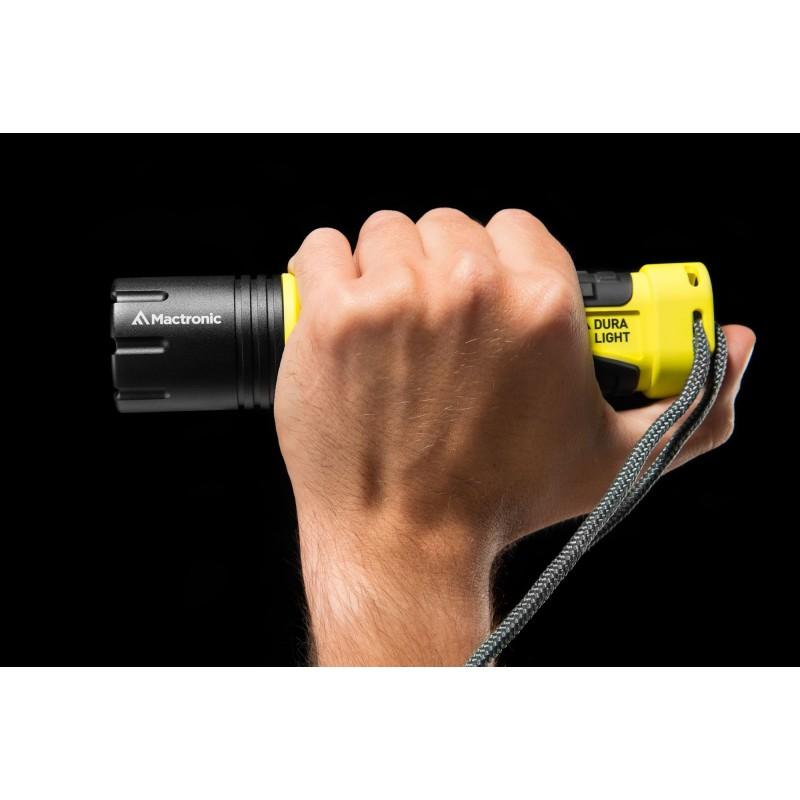 Mactronic įkraunamas 280 lm žibintuvėlis Dura Light