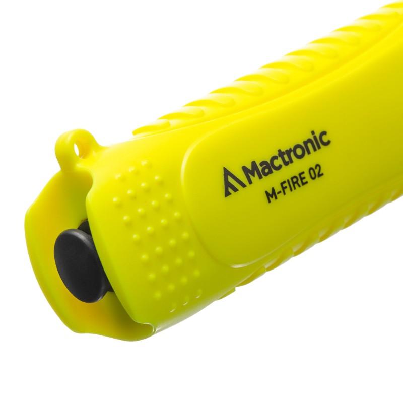 Mactronic 120lm Ex ATEX žibintuvėlis M-Fire 02
