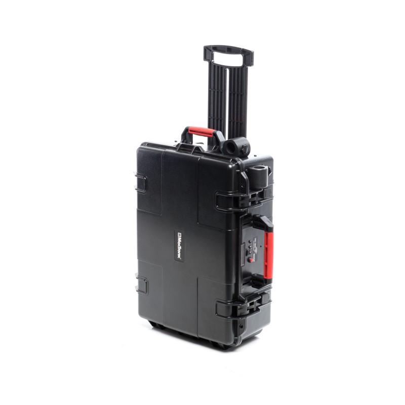 Mactronic įkraunama 13000lm LED apšvietimo sistema Twin