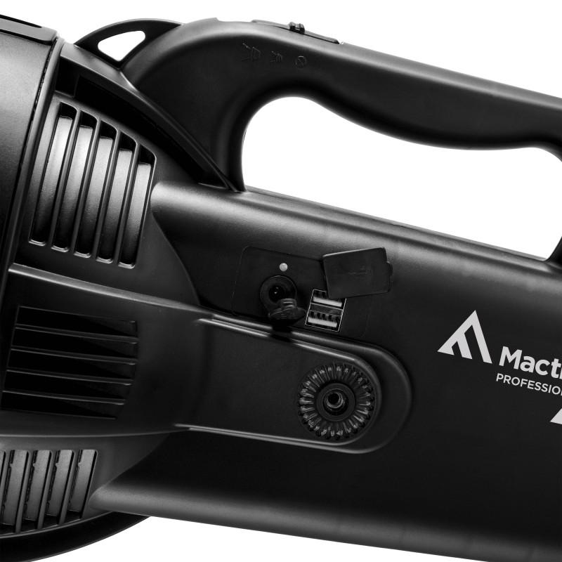 Mactronic įkraunamas 1600lm LED prožektorius su powerbank funkcija Pathfinder