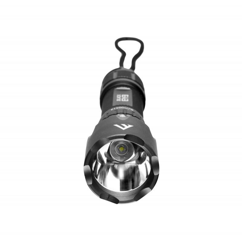 Mactronic USB įkraunamas 420lm žibintuvėlis Black Eye 420