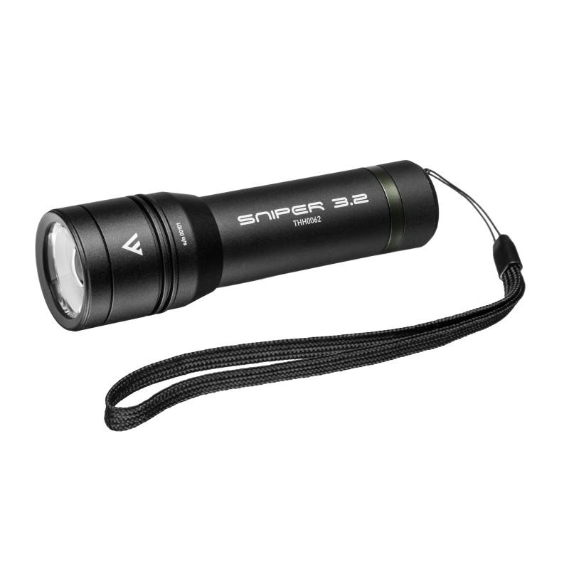 Mactronic 420lm žibintuvėlis su fokusavimo funkcija Sniper 3.2