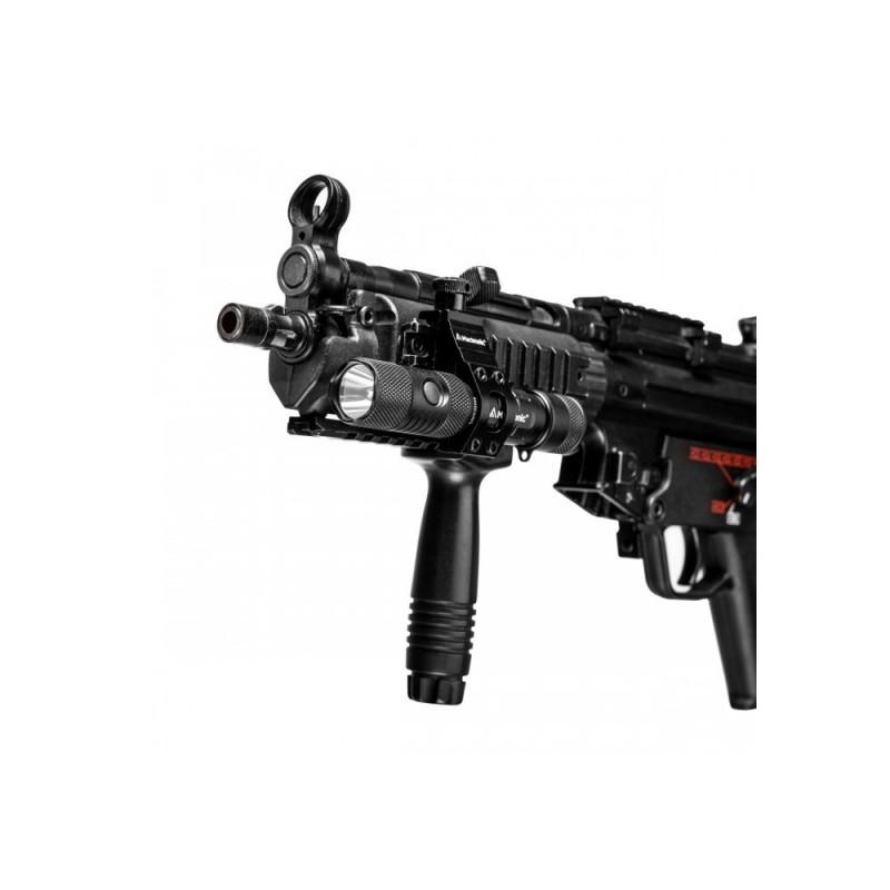 Mactronic 1800lm įkraunamas žibintuvėlio prie ginklo komplektas T-Force HP