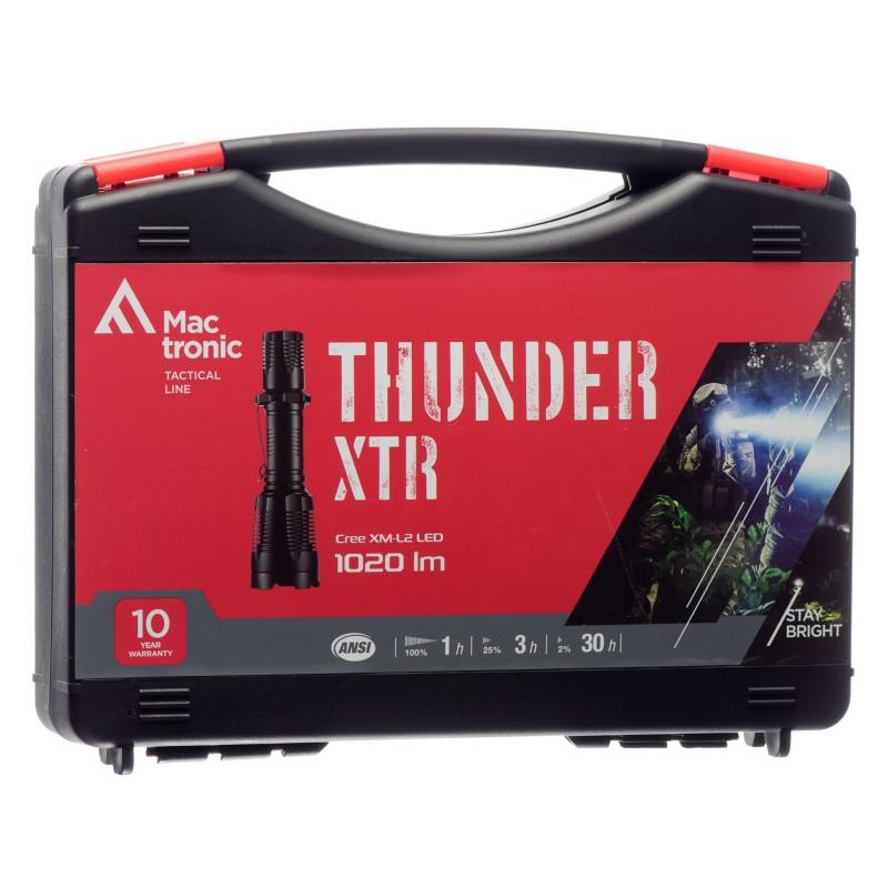 Mactronic 1020lm IPX8 žibintuvėlis THUNDER XTR