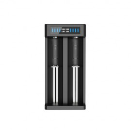Xtar universalus 2 x ličio jonų akumuliatorių įkroviklis MC2 PLUS