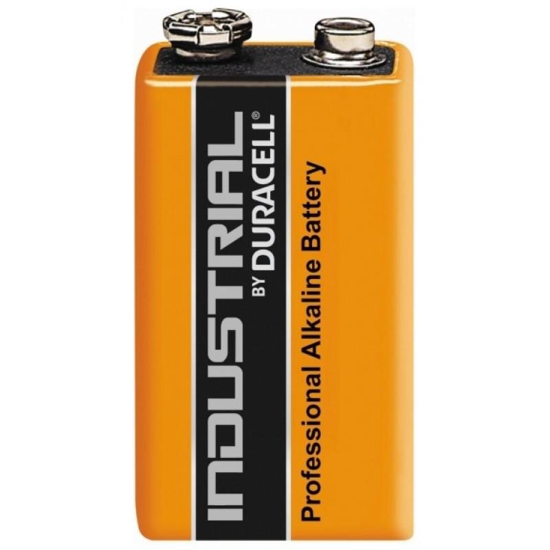 9V baterijos(6F22, 6LR61, krona)