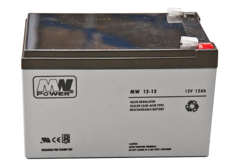 Švino-rūgštiniai (VRLA/SLA) AGM akumuliatoriai