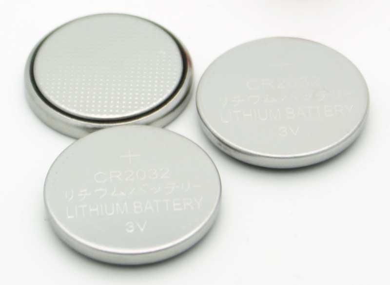 Visų tipų diskinės ličio baterijos: CR2450, CR2430, CR2032, CR2025, CR2016, CR1632, CR1616, CR1220, CR1216. Geriausi prekiniai ženklai - Maxell, VARTA, Duracell, Rocket ir kiti